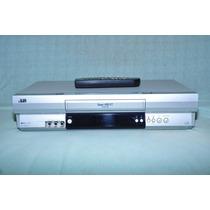 Video Cassete Jvc Hr-s2911u Super Vhs- Funcionando