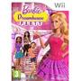Jogo Novo Lacrado Barbie Dreamhouse Party Nintendo Wii