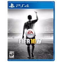 Jogo Ps4 Fifa 2016 Original Pré-venda