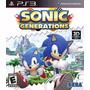 Sonic Generation Ps3 Envio Imediato