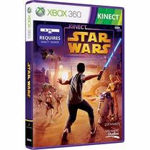 Kinect Star Wars - Xbox 360 - Lacrado - Pronta Entrega!