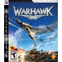 Warhawk Ps3 Kit Com Headset + Jogo
