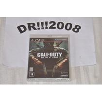 Call Of Duty Black Ops Novo E Lacrado P/ Playstation 3!!!