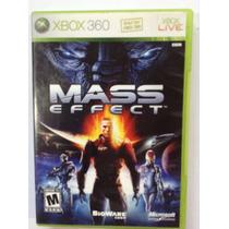Jogo Mass Effect Xbox360 Original Usa Frete Grátis