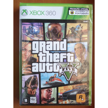 Grand Theft Auto V Gta 5 - Xbox 360 (legendado Em Portugues)