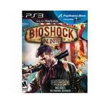 Bioshock Infinite Ps3 Jogo Novo Original Lacrado Pronta Entr