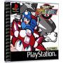 Megaman - Battle & Chase Playstation 1 Cd Rom