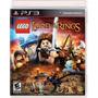 Lego Senhor Dos Anéis Lord Rings - Playstation 3 Semi Novo