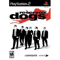 Reservoir Dogs Ps2 Patch - Impresso