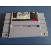 Pilotwings Original Para Super Nintendo
