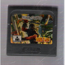 Jogo Video Game Cartucho Game Guear Advance Ninja Gaiden
