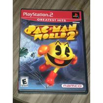 Pac Man World 2 ( Jogo Original Ps2 Raro )