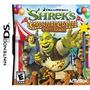 Shreks Carival Craze - Sem Caixa - Nintendo Ds, Dsi E 3ds