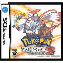 Pokémon White Version 2 Nintendo Ds 3ds Novo