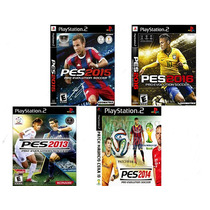 Patche Pes 2013 2014 2015 2016 Play 2 Ps2