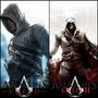 Ps3 Assassins Creed 1 + 2 A Pronta Entrega