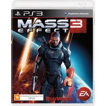 Mass Effect 3 Frete Grátis Jogo Ps3 Sdgames Garantia