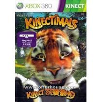 Kinectimals Xbox360 Usado Original Midia Fisica