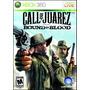 Jogo Para Xbox360 - Call Of Juarez Bound In Blood - Original
