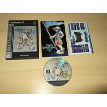 Ps2 - Kingdom Hearts Final Mix (japonês)