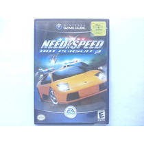Jogo Gamecube - Need For Speed Hot Persuit 2 - Completo