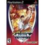 Dvd Ps 2 Street Fighter Alpha Anthology - Lacrado
