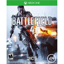 Battlefield 4 Bf4 Xbox One Original Português Br Dublado