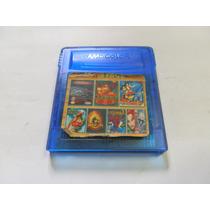 Cartucho Game Boy Color Usado 17 In 1