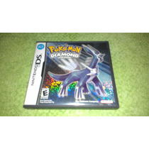 Pokemon Diamond Original Americana P/ Nintendo Ds E 3ds