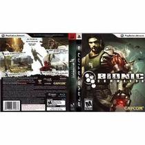 Bionic Commando Ps3 Usado