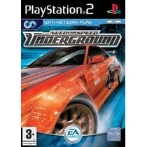 Patch Need For Speed Underground P/ Ps1 / Ps2