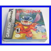 Lilo Stitch 1 Gba Game Boy Advance Lacrado Mario Disney