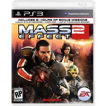 Jogo Mass Effect 2 Para Playstation 3 (ps3)