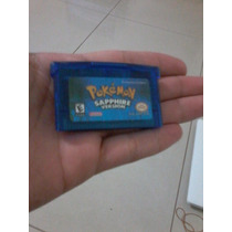 Pokemon Saphirre + Case