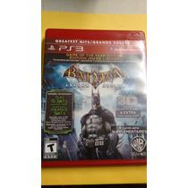 Batman Arkham Asylum - Ps3 Seminovo Playstation 3 -