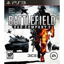 Battlefield Bad Company 2 Ps3 Frete R$6,50 Br Zsulrj