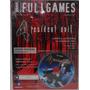 Resident Evil 4 Jogo Pc Revista Fullgames Original Lacrado