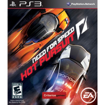Need For Speed Hot Porsuit ,ps3 Código Psn Envio Imediato !