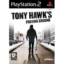 Patch Tony Hawk