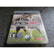 Pes 2012 Original Ps3 Usado