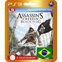 Assassins Creed Iv Black Flag Pt-br (código Id Ps3)