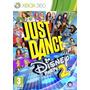 Jogo Novo Lacrado Just Dance Disney Party 2 Para Xbox 360
