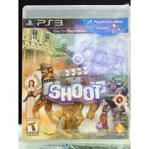 Jogo The Shoot Playstation 3, Original, Novo, Lacrado