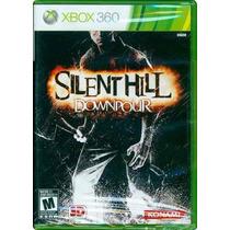 Silent Hill Dowpour Para Xbox 360