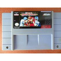 Super High Impact - Super Nintendo Snes- Futebol Americano