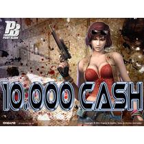 Point Blank - Cartão Pin De 10.000 Cash - Envio Rápido!