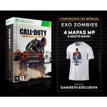 Jogo Call Of Duty: Advanced Warfare Golden Edition Para X360