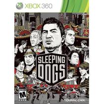 Sleeping Dogs (ntsc) { Xbox 360 }