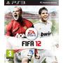 Jogo Fifa Soccer 2012 - Playstation 3