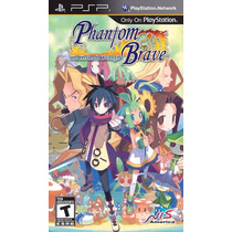 Jogo Psp Phantom Brave The Hermuda Triangle Original Lacrado